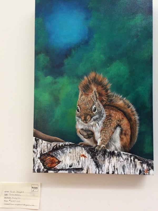 by Sue Dwyer