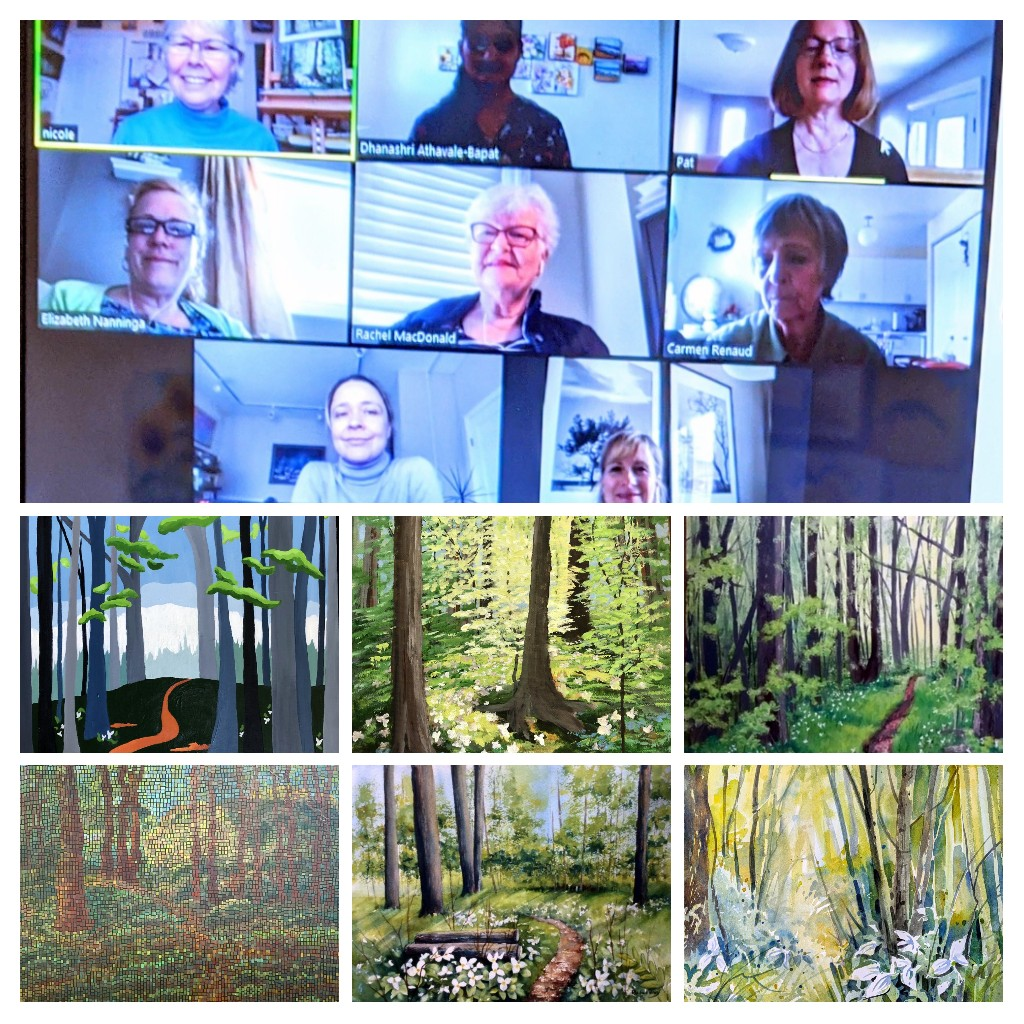 Enchanted Forest COLLAGE 1